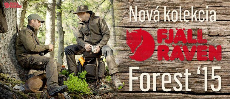 Fjällräven Forest 2014, poľovnícky Fjällräven