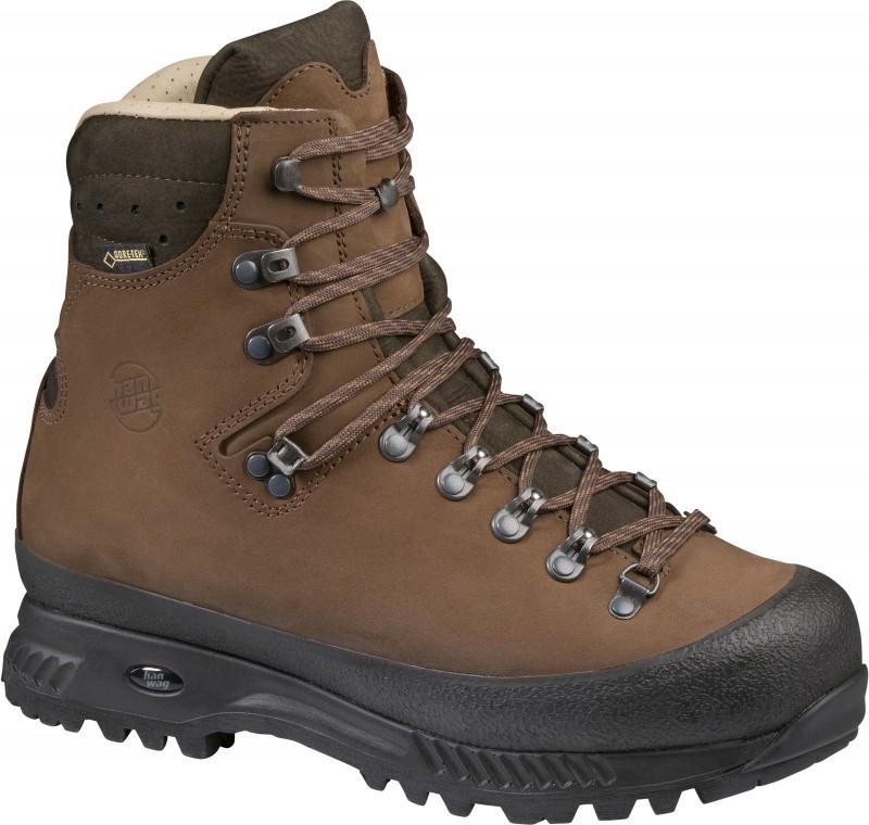 Robustná topánka na pohyb voľným terénom alebo s ťažkým batohom