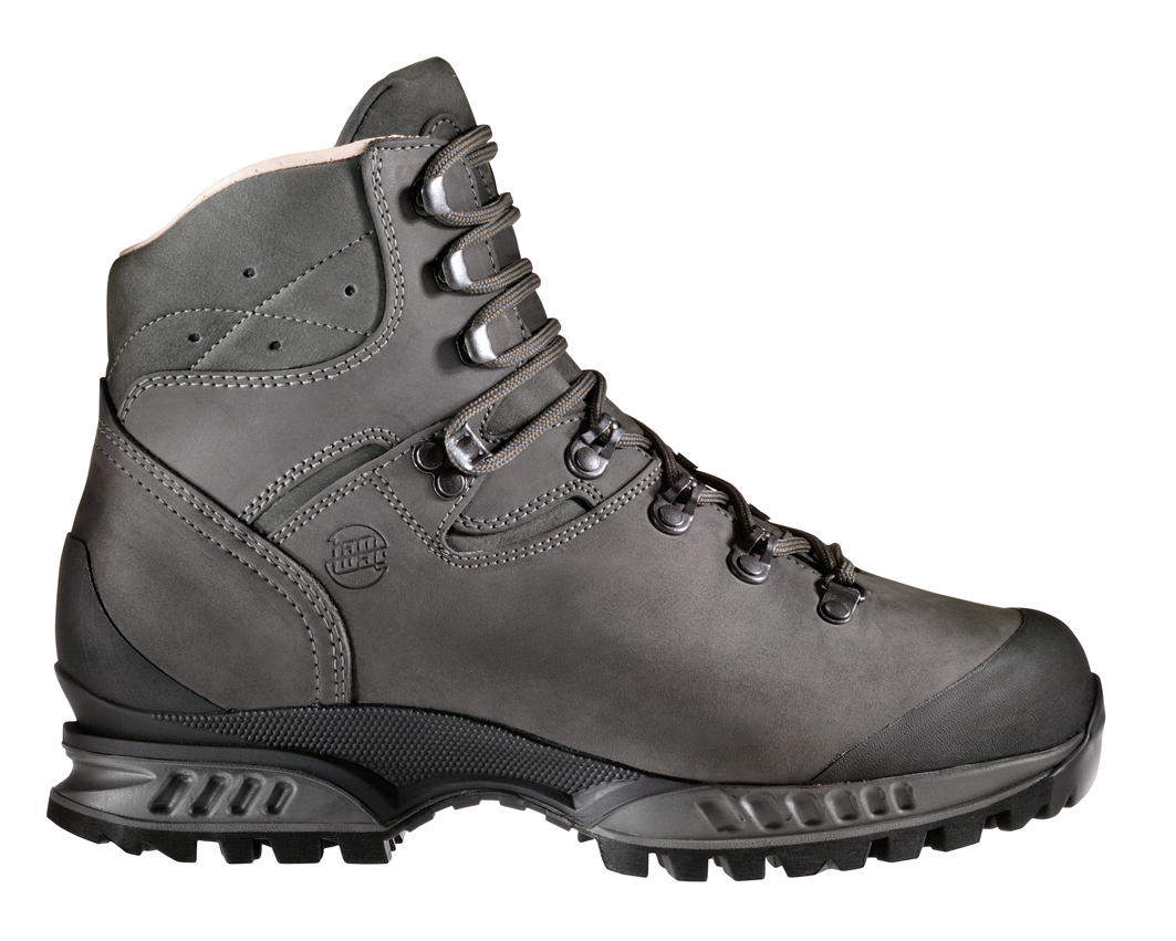 Tuhšia topánka na náročnú turistiku v horách.
