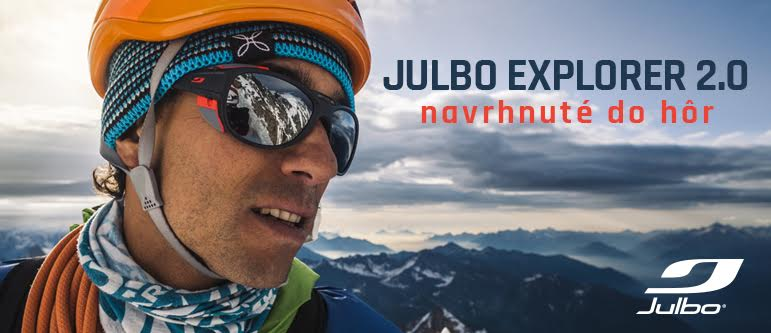 Julbo Explorer 2.0 - horolezecké okuliare
