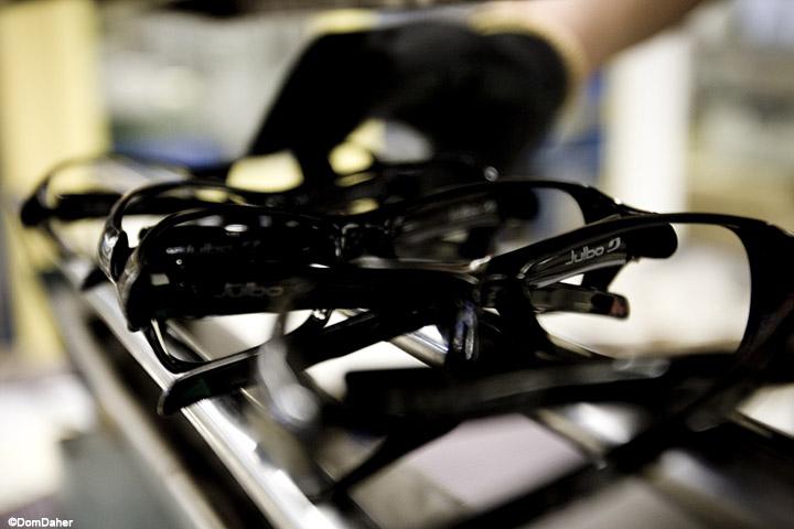 Julbo dizajn športových okuliarov