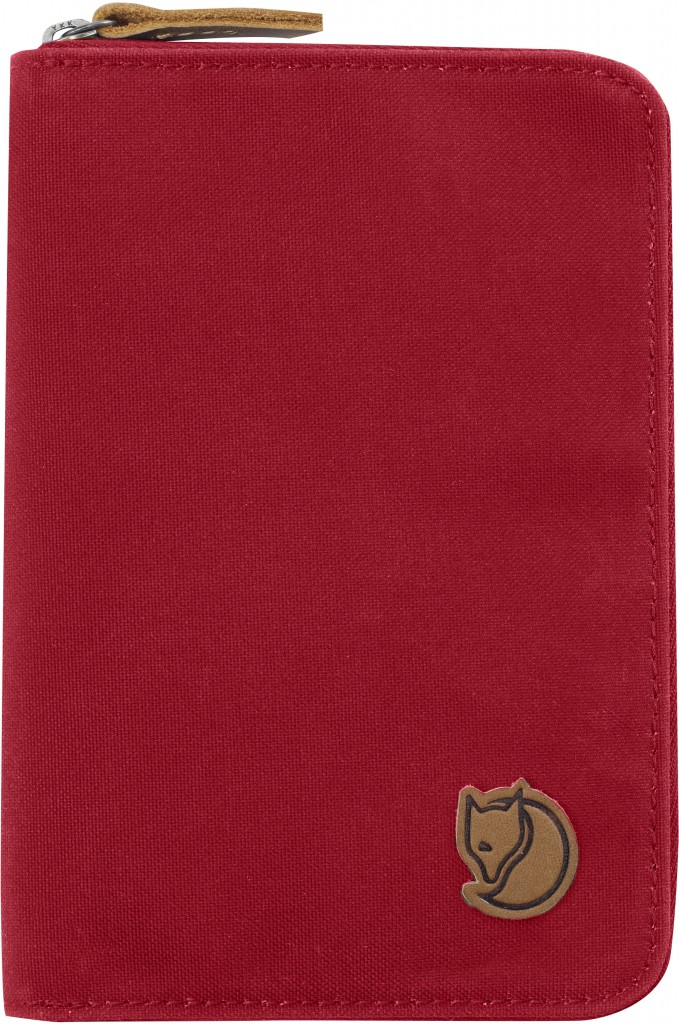Fjällrväen Passport Wallet