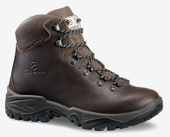 Topánka na ľahší trek s membránov GoreTex.